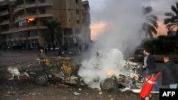 انفجار بمب در جنوب لبنان؛ ارتش لبنان اعتقاد دارد که سامی الاطرش در چندین مورد از عملیاتهای تروریستی در این کشور نقش داشته است.