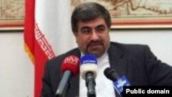 علی جنتی، وزیر پیشنهادی حسن روحانی برای وزارت فرهنگ و ارشاد اسلامی.