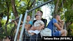 Gardul de Ziua Independenţei (galerie foto de Tatiana Ețco)