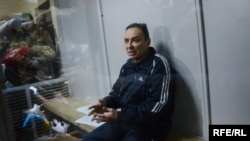 Іван Без'язиков під час судового засідання. Київ, 13 грудня 2016 року