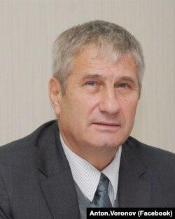 Петр Цимидан, городской голова Лимана
