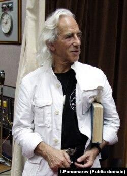 Сева Новгородцев. Сентябрь 2006. Фото И.Пономарева