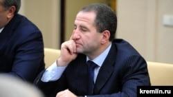 Амбасадар Расеі ў Беларусі Міхаіл Бабіч, архіўнае фота