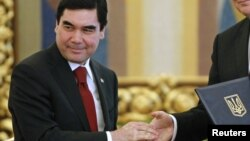 Президент Туркменистану Ґурбанґули Бердімухамедов