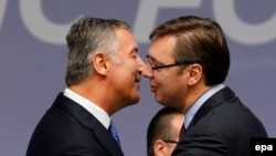 Šta se promenilo u odnosima Srbije i Crne Gore: Milo Đukanović i Aleksandar Vučić