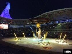 Türkmənistanda Asiya oyunları