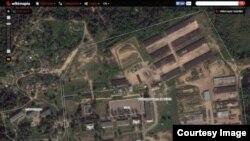 Vendi ku është rrëzuar fluturimi MH17.