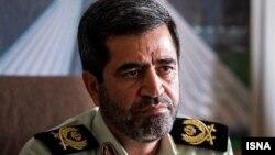 علی ذوالقدری، رئیس پلیس امنیتتهران