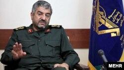 محمد علی جعفری، فرمانده کل سپاه پاسداران انقلاب اسلامی