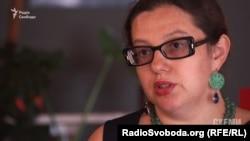 Історик і пам'яткознавець Олена Мокроусова