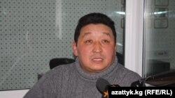 Kyrgyz Tengriist activist Kubanychbek Tezekbaev