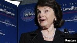 Senatorja Dianne Feinstein