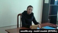Osiyo Qo'chqorova 20 kun ichida virtual qabulxonaga 5 marta murojaat qilganini aytadi