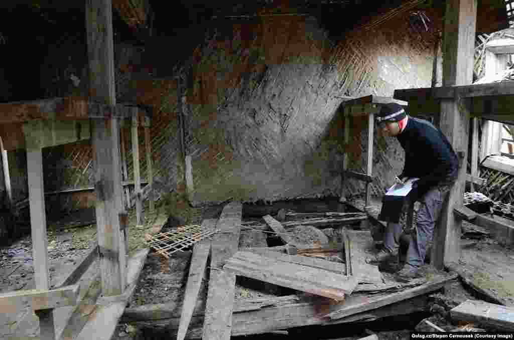 Так родился проект Gulag.cz, посвященный исследованию сталинских трудовых лагерей.