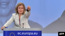 Zëdhënësja e Komisionit Evropian Pia Ahrenkilde