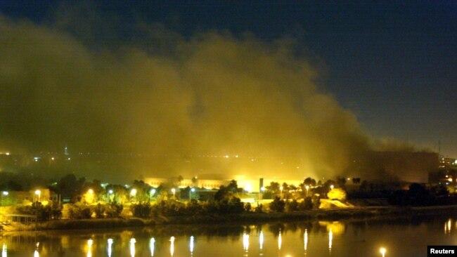 Ирак в 2003-м. Вторжение