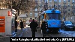 Трамвай у Дніпропетровську, 19 грудня 2013 року