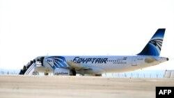 Аэробус А320 авіякампаніі Egyptair