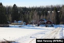 Фермерские хутора в финской Вярстиля