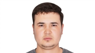 RFE/RL Turkmen Service correspondent Rovshen Yazmuhamedov, who was detained by local police in Turkmenistan's northeastern city of Turkmenabat.