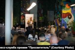 Роман Тименчик объявляет короткий список премии