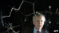 Американский ученый Джеймс Уотсон, обладатель нобелевской медали.