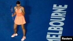 Maria Sharapova pas fitores së sotme në Australia Open