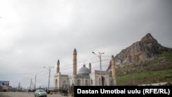 Ош шаары, Сулайман-Тоо мечити.