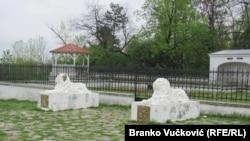 Spomenik streljanim Slovacima i Česima u Kragujevcu