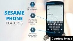 «Sesame» adlı smartphone