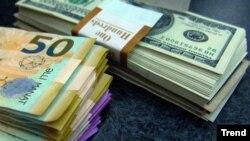Manat/dollar