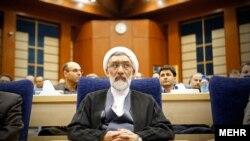 مصطفی پورمحمدی، وزیر دادگستری دولت یازدهم