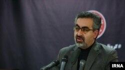 Իրանի առողջապահության նախարարության խոսնակ Կիանուշ Ջահանփուրը, Թեհրան