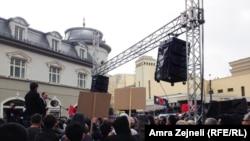 Protest u Prištini: 'Protiv zauzimanja države'