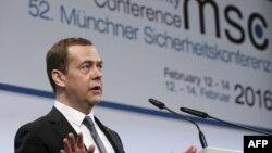 Выступление Дмитрия Медведева в Мюнхене 13 февраля