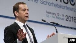 Дмитрий Медведев, нахуствазири Русия, дар конфронси Мюнхен