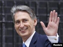 Новий міністр оборони Великої Британії Філіп Гаммонд