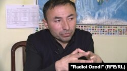 Акбар Субҳонов.