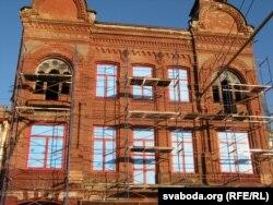 Дом купца Мураўёва.