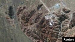 عکسی ماهوارهای از تاسیسات