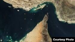 Strîmtoarea Hormuz