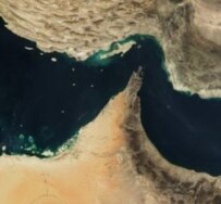 Bandar Abbas is in the middle of the Straits of Hormuz, a key waterway for the region's oil exports (courtesy photo)