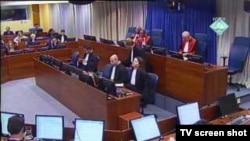 Suđenje zapovjednicima OVK, Haški sud, 4. studenog 2011.