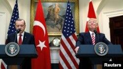 Թուրքիայի և Միացյալ Նահանգների նախագահները Վաշինգտոնում, արխիվ