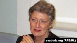 Депутат бундестага, член ПАСЕ Марилуизе Бек
