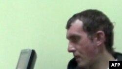 Казахстанец Илья Пьянзин, подозреваемый в подготовке покушения на Владимира Путина.
