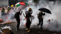 Հոնկոնգում ցուցարարների և ոստիկանների միջև բախումները սաստկացել են