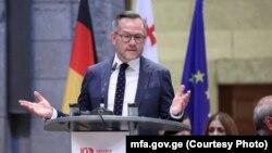 Германскиот министер за европски прашања Михаел Рот