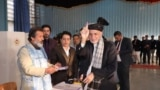 Afghan President Ashraf Ghani casted his vote in the Afghan election on October 20