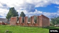 Незакончаны будынак музэю Ігната Буйніцкага, выстаўлены на продаж у 2009 годзе